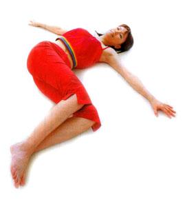 骨盤のゆがみを矯正する大腰筋ストレッチ