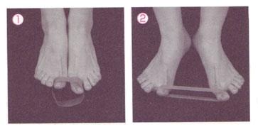 外反母趾の原因と対策
