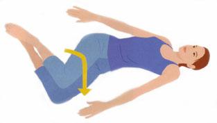 腰痛に腰の痛み解消ストレッチ