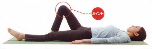 膝の痛みは膝痛体操で治す