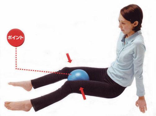 膝が痛い時は膝痛体操で治す3