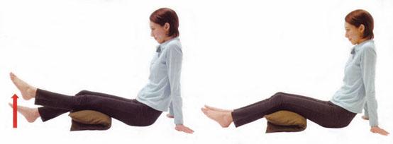 膝の痛みは膝痛体操で治す4