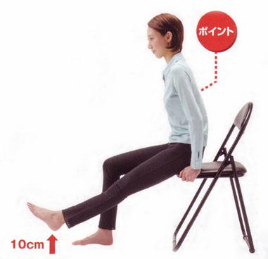 膝の痛みは膝痛体操で治す5