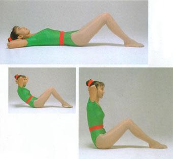 腰の痛み・腰痛を治す腰痛体操3