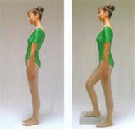 腰の痛み・腰痛を治す腰痛体操、立ち方