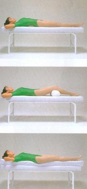 腰の痛み・腰痛を治す腰痛体操、横になり方