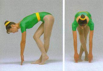 腰の痛み・腰痛を治す腰痛体操1