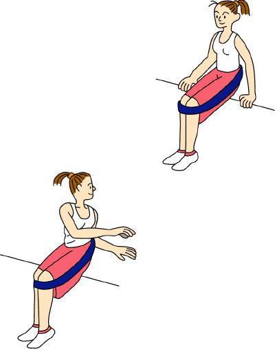 骨盤引締め体操